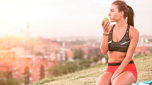 Consejos nutricionales para un corredor profesional
