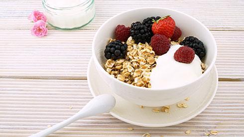 Así debe ser el desayuno de un corredor