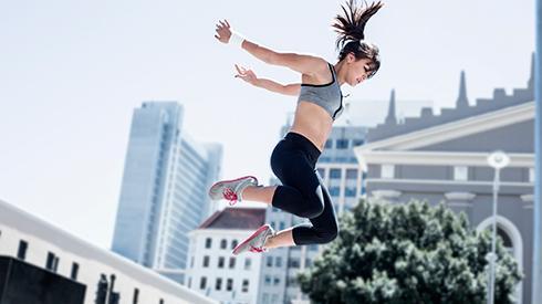 Parkour, cuando el running se convierte en una carrera de obstáculos