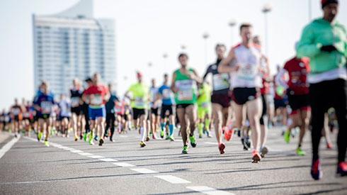 5 maratones que no puedes perderte