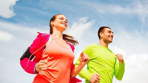 Cómo afecta el running a nuestra boca