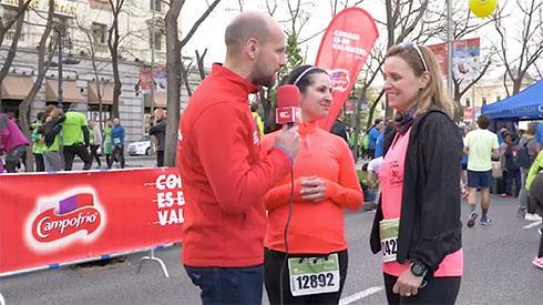 Correr una maratón, solo apto para valientes