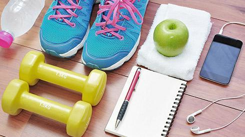 Cómo crear un diario de entrenamiento