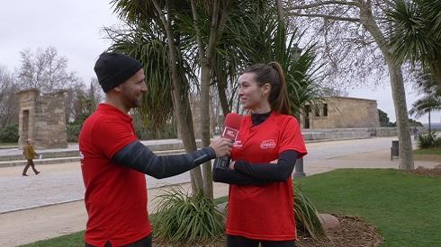 """Eva Soriano: """"A partir de ahora iré corriendo a todas partes"""""""