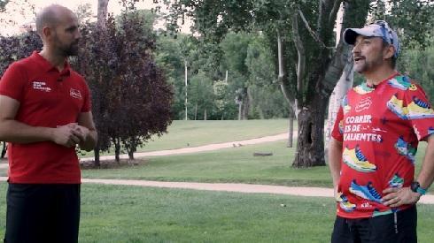 Gonzalo Miró descubre las motivaciones de José Ramón, uno de nuestros seis valientes