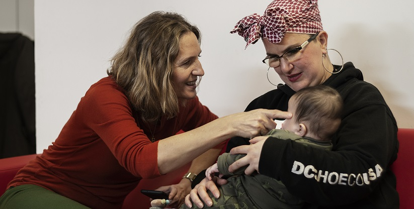 Casa Verde: un refugio para madres con trastornos mentales