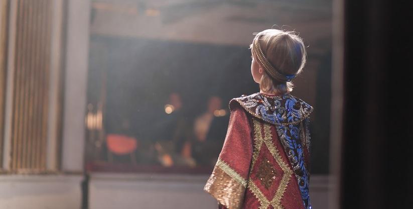 De un colegio de Usera, a estrenar en el Teatro Real
