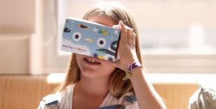 Realidad virtual para reducir la ansiedad en pacientes pediátricos