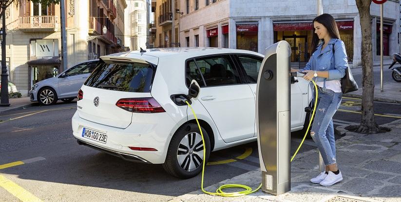Estos son los puntos de carga para coches eléctricos en España