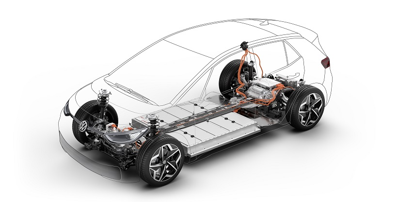 ¿Cómo se reciclan las baterías de los coches eléctricos?