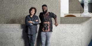 La Iniciativa Artística Rolex reúne a Zakir Hussain y Marcus Gilmore