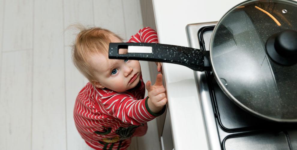 Cómo hacer tu hogar más seguro si hay niños en casa