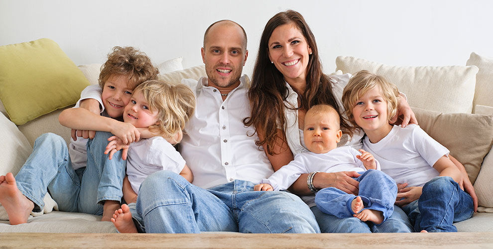 ¿Familia numerosa? No pagues de más al comprar una vivienda