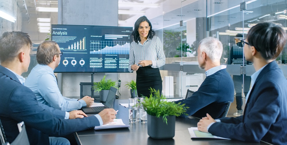 Empresas lideradas por mujeres y más rentables en bolsa