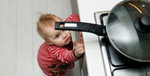Cómo lograr un hogar a prueba de niños