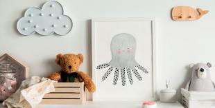 Llega el bebé: ¿qué debes cambiar dentro de casa?