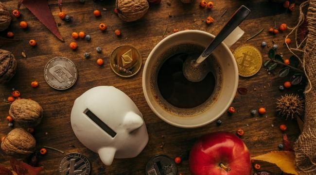 Empieza a ahorrar con menos de lo que vale un café