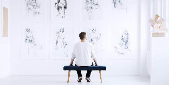 Invertir en arte: ¿es rentable?