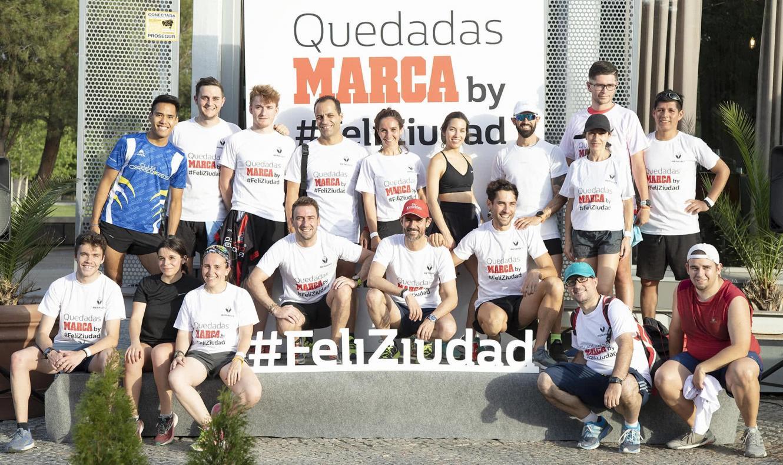 Se celebra en Madrid la primera Quedada MARCA by FeliZiudad