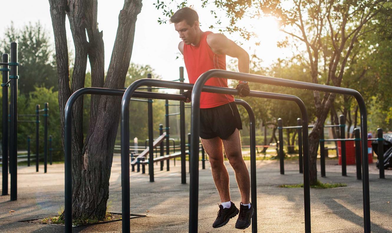 Street Workout: el deporte que mejora la vida en los barrios