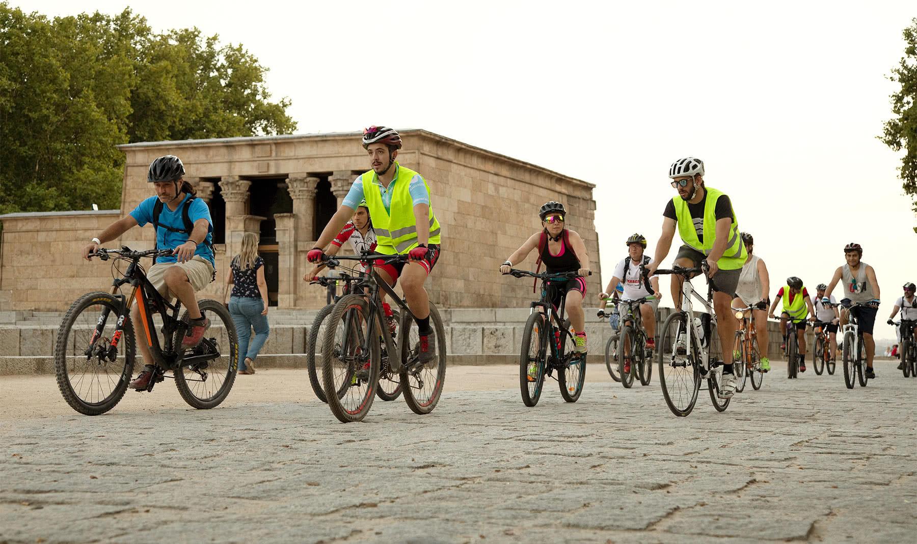 Quedada en bici para los ciudadanos del futuro