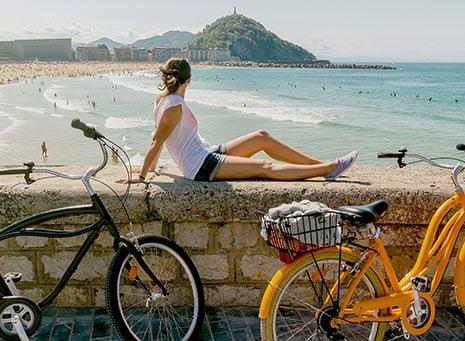 Turismo sostenible: seis destinos para conocer en bicicleta