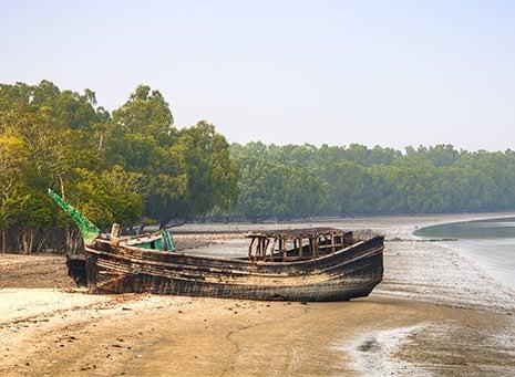 Siete lugares increíbles condenados por el Cambio Climático
