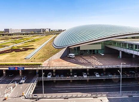 Las energías limpias moverán los aeropuertos del futuro