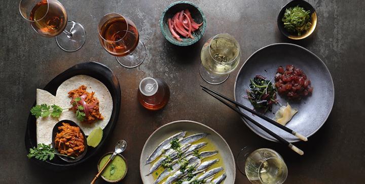 ¿Conoces los mejores vinos y vinagres para maridar?