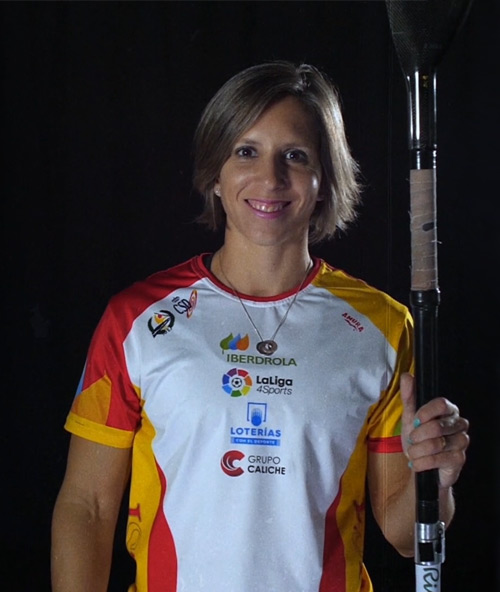 Teresa Portela, campeona a contracorriente
