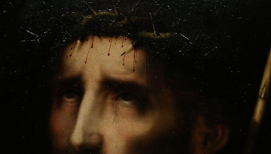 Detalles de las obras de Luis de Morales