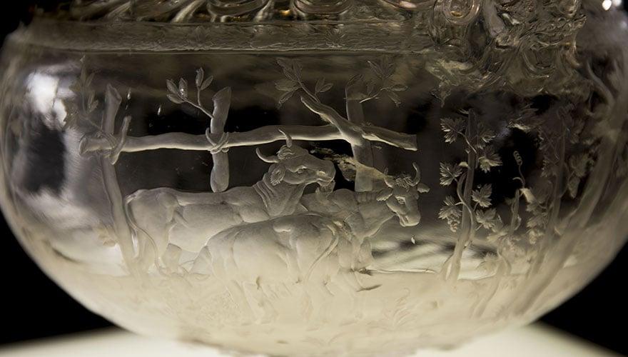 Historias escondidas en cristal de roca