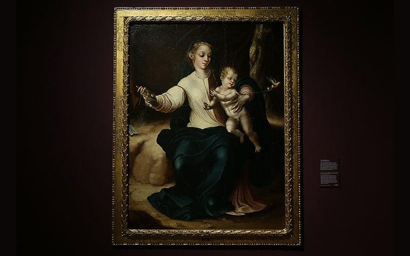 1546: La Virgen del pajarito