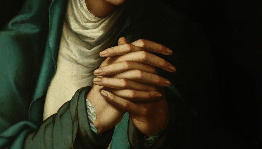 Detalle de manos