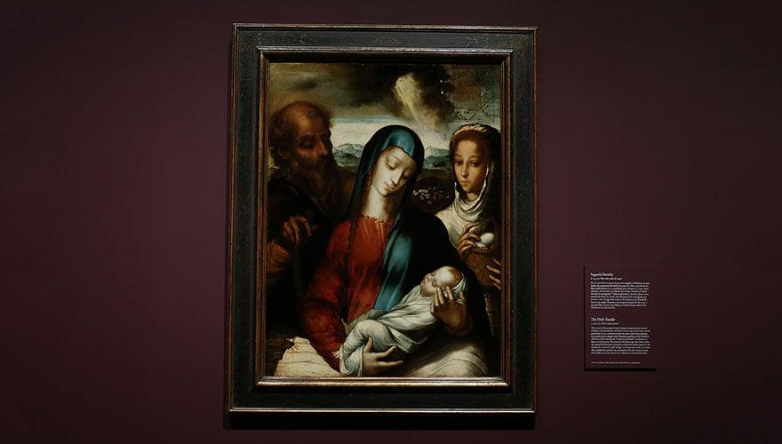 5526 : La Sagrada familia