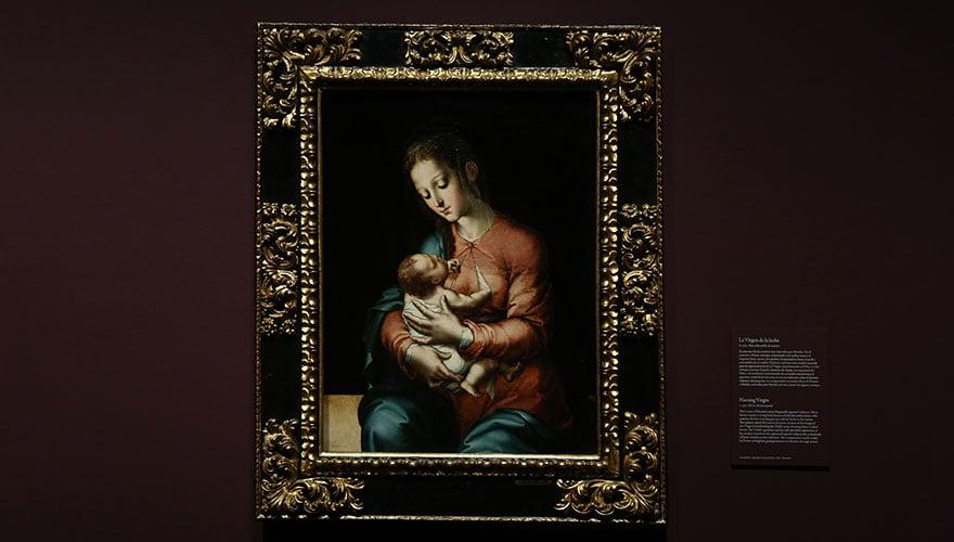 1565: La Virgen de la leche