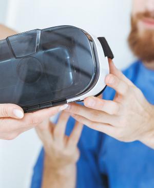 La realidad virtual aplicada a la salud mental