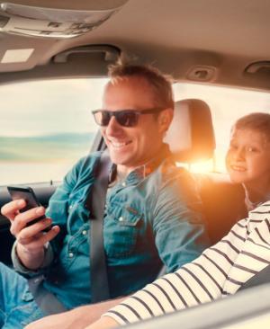 5 gadgets para viajar en coche