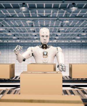 Cuando tu compañero de trabajo es un robot