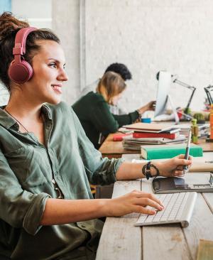 Los espacios de trabajo se transforman