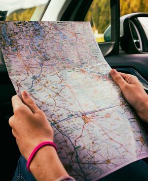 La evolución tecnológica de los mapas