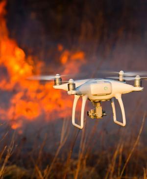 La tecnología, aliada en la prevención y extinción de incendios