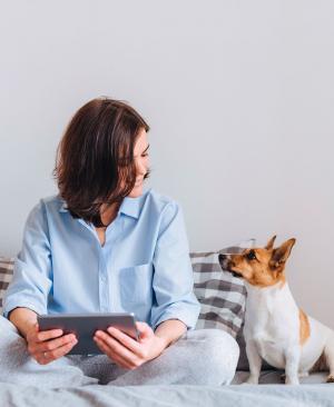 Tecnología que ayuda al cuidado de nuestras mascotas