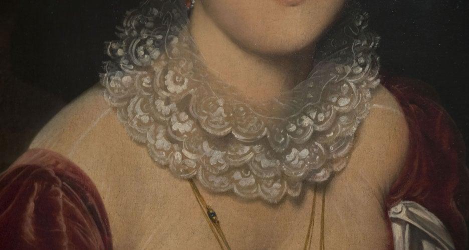 La señora de Senonnes