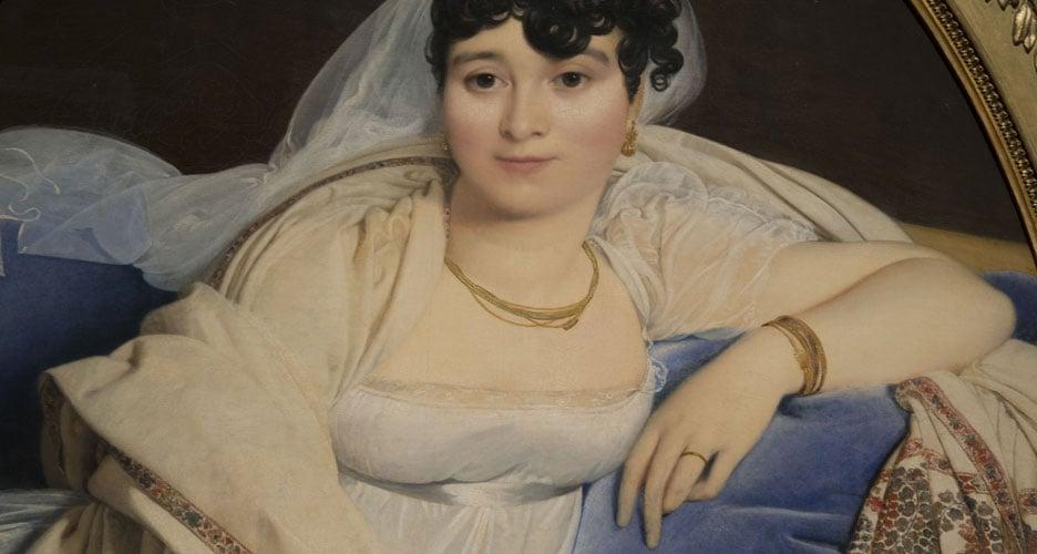 Retrato de la señora Rivière