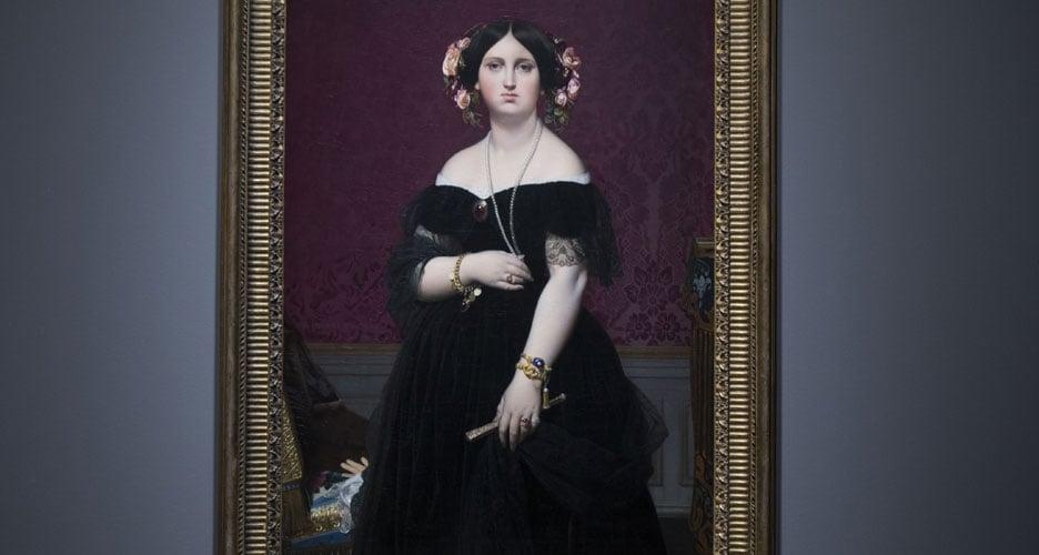 La Sra. Moitessier