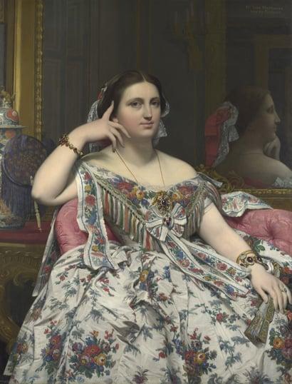 La señora Moitessier