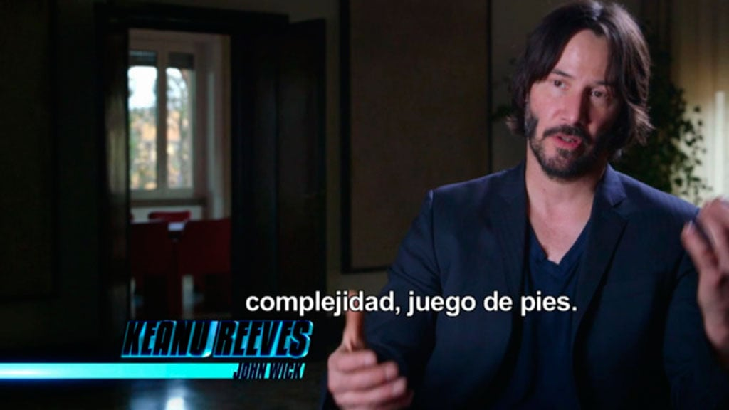 ¿Conoces a John Wick?