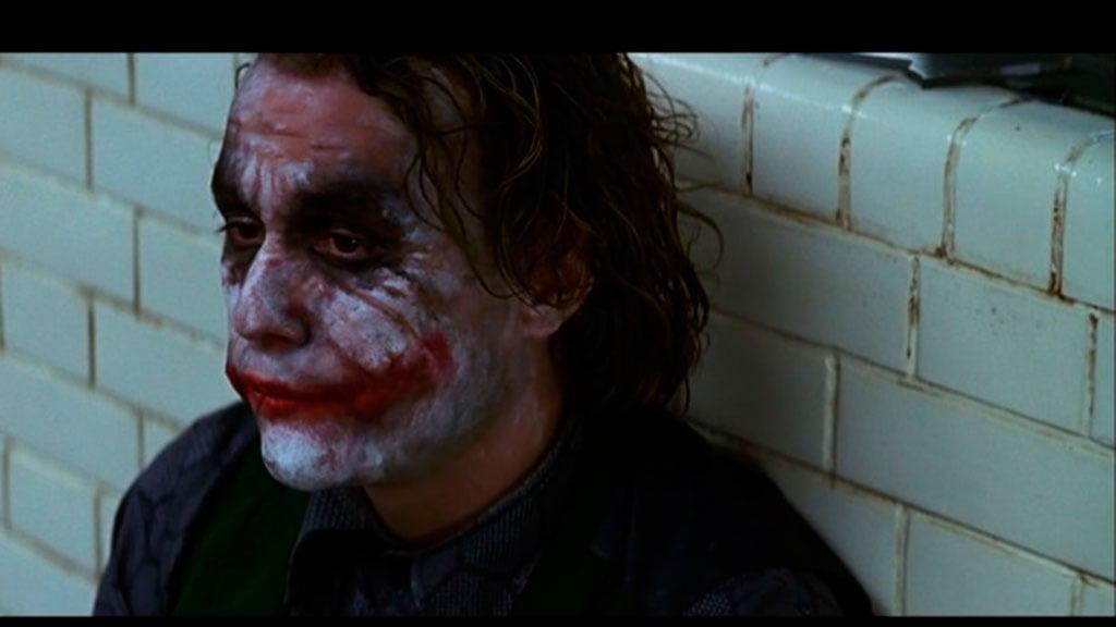 El Joker, el auténtico villano del cine
