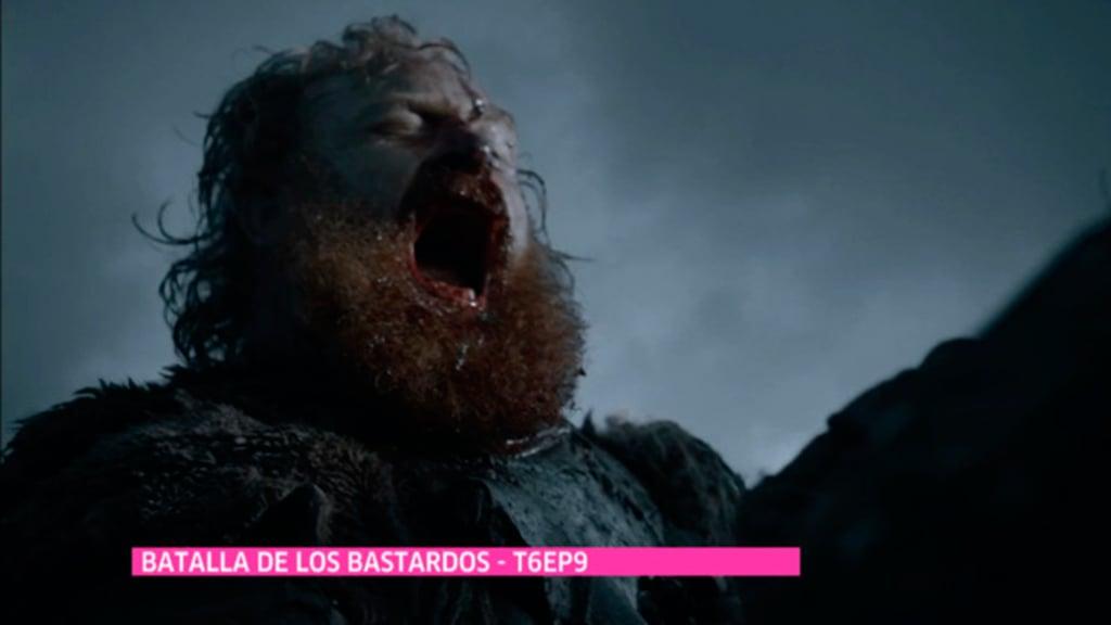 Las batallas más sangrientas de 'Juego de Tronos'